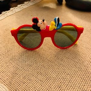 Vintage Disney Mickey Mouse Baby Sunglasses